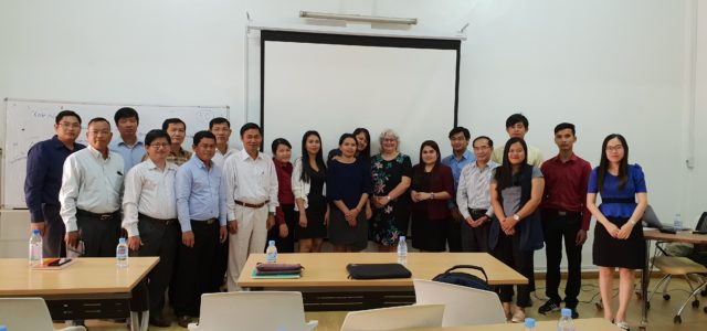 """30 – 31 October 2018 Training Session on """"New Ways of Teaching"""""""