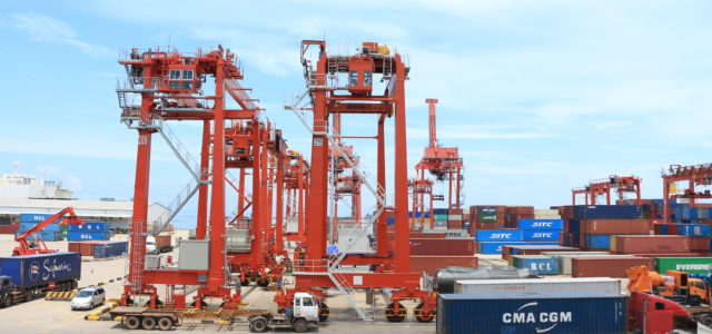 """PhD dissertation on """"Market structure in the Container Liner Shipping Industry: An analysis of the maritime network, port efficiency and competition"""""""