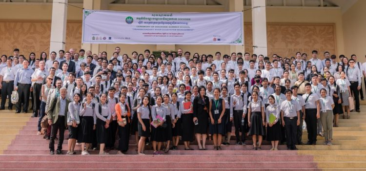 CLOSED Call for Application: Summer School and ASEAN Water Platform 2019