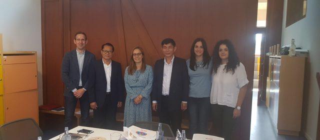Sesion la experiencia de la Universidad de Vigo en proyectos educativos con universidades camboyanas