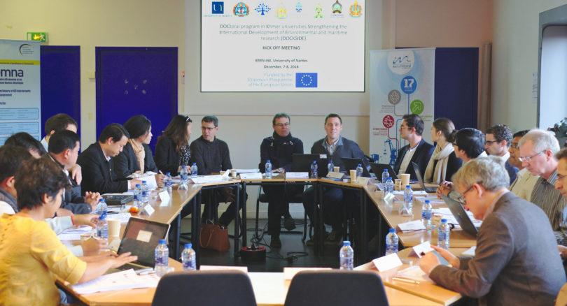 DOCKSIDE : un projet interdisciplinaire Europe-Asie pour comprendre les nouveaux enjeux environnementaux et maritimes
