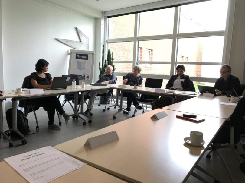 The SDU staff shares their experiences on the good governance of the research program at the SDU Campus Esbjerg