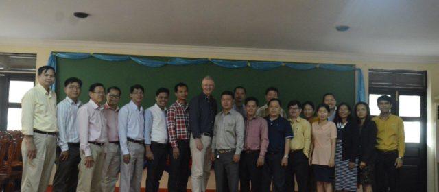 "Training on ""Cost-benefit Analysis, Bio-economic Modeling, Renewable Resource Economics"""