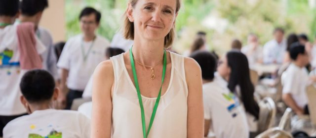 Odile DELFOUR-SAMAMA <br> 🇫🇷 |  University of Nantes – France