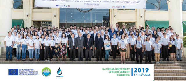 Highlight on ASEAN Water Platform 2019 at NUM