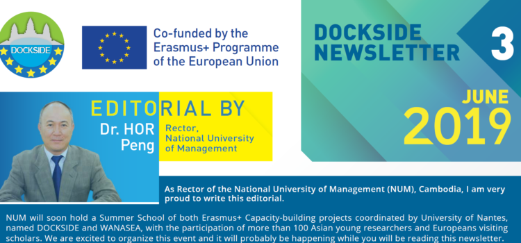 Newsletter DOCKSIDE 06/2019